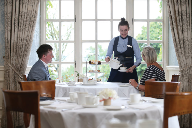 Afternoon Tea at Crover House