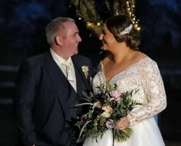 Emma & Brian Wedding at Crover House, Cavan